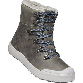 Keen Elena Hiker WP Bottes Femme, pewter/drizzle